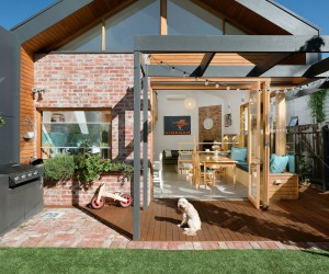 Eco-Savvy and Affordable Victorian Cottage Revamp Packs Plenty of Punch