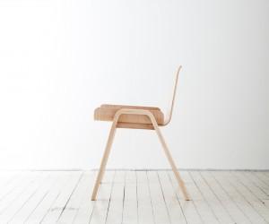 Economical Chair by Seungji Mun