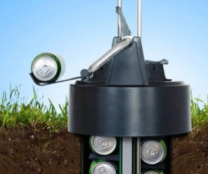 eCool: Underground Earth Cooler for Beverages