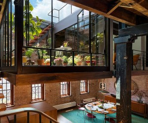 Edgy and Exquisite: 20 Industrial Sunrooms with Modern Sheen