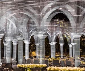 Edoardo Tresoldis Ghostly Garden in Abu Dhabi