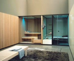 Effegibi Saunas, Steam Panels  Turkish Baths. Ultamite Home Luxury