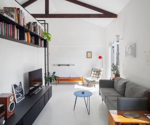Efficient and Light-Filled Makeover of Small Apartment in Sao Paulo