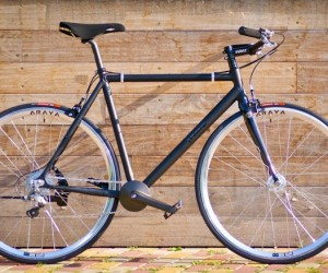 Efneo 3-speed Front Gearbox Eases Bike Commutes