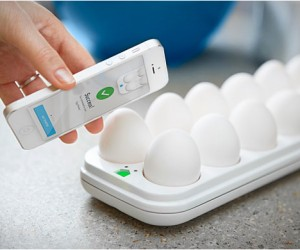 Egg Minder | Smart Egg Tray