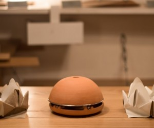 Egloo: Candle-Powered Space Heater