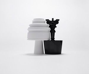 Eigruob Lamp by Nendo for Kartell