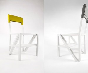 Elda: Chair And Step Ladder In One