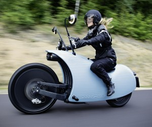 Electric Motorcycle | Johammer J1