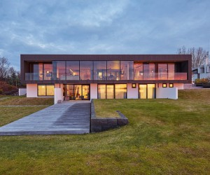 Elegant Approach to Family Home Design in Reykjavk, Iceland