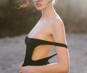 Elegant Beauty Photography by Christopher von Steinbach