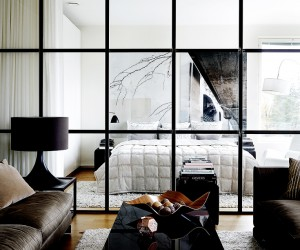 Elegant interior in Finland