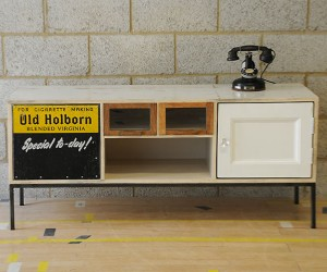 elemental | Low Upcycled Cabinet 2