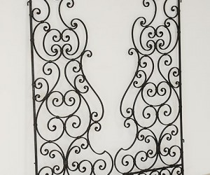 elemental | Pair of Wrought Iron Gates