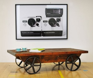 elemental | Truck Coffee Table