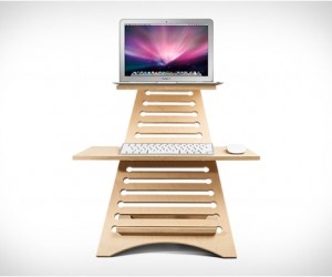 Elevate | Portable Standing Workstation