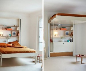 Elevator Apartment Beds