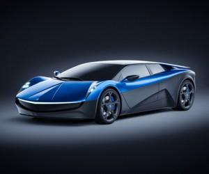 Elextra Unveils Swiss-Designed EV Supercar