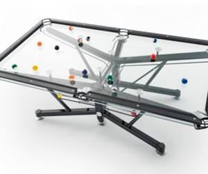 Elite Innovations: Modern Pool Tables