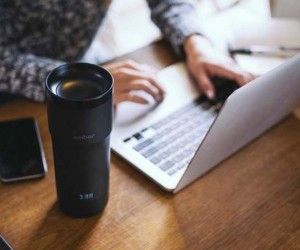 Ember: The Temperature Adjustable Travel Mug