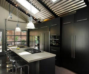 Embracing Darkness: 20 Ways to Add Black and Gray to Your Kitchen