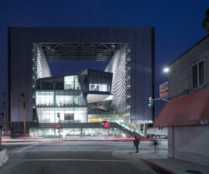 Emerson College Los Angeles by Morphosis Architects
