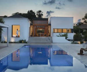 Enchanting Farmhouse Design in Israel by Henkin Shavit