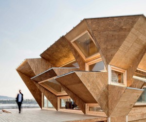 Endesa Pavilion by Margen-Lab and IaaC