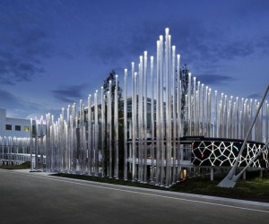 ENEL Pavilion for Expo Milano 2015 by Piuarch