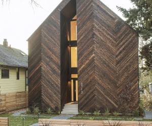 Energy Efficient Design at its Inspired Best: Passive House for Greener Lives