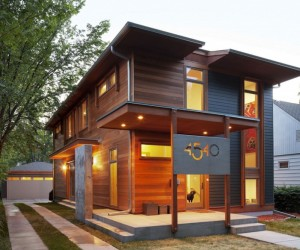 Energy-Efficient Home on a Budget: The Urban Green Project