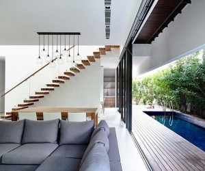 Eng Kong Garden in Singapore by HYLA Architects