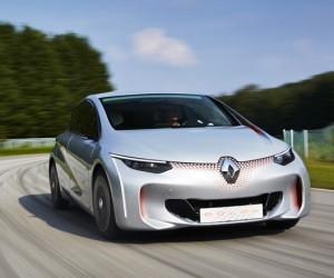 Eolab - 1 litre100km Renaults Car