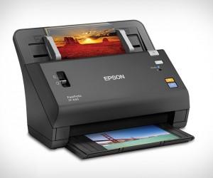 Epson FastFoto Scanner