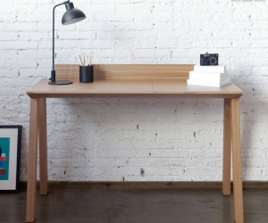 Ernest desk by Borja Garcia
