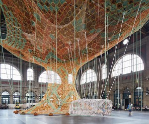 Ernesto Netos GaiaMotherTree In Zurich
