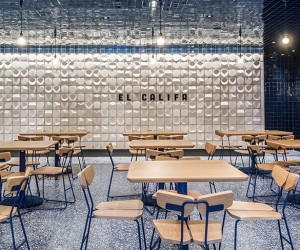 Esrawe Studio Designs New El Califa Taquera in Mexico City
