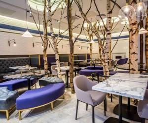 Ethos: a refined vegetarian restaurant