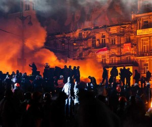 Euromaidan Revolution by Mikhail Palinchak