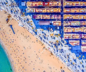 Europe From Above: Striking Drone Photography by Ewout Pahud de Mortanges