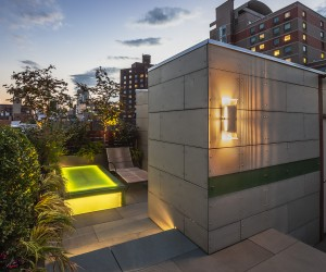 Rooftop Garden Design | Evan C. Lai Landscape Design