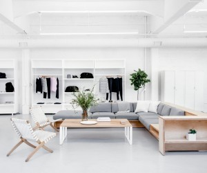 Everlane Showroom by BROOKLYN