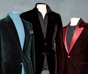 Every Velvet Piece You Need for a Handsomely Versatile Wardrobe