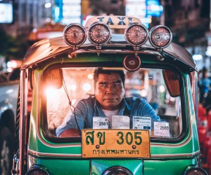 Exceptional Street Photos of Bangkok by Chawin Piriyagagul
