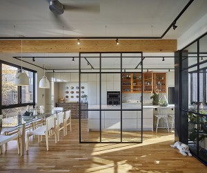 Exciting Three-Story Home in South Philadelphia Blends Modern with Industrial