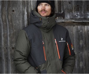 Excursion Parka | by Peak Performance
