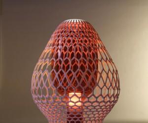 Rhizaria & Biophilia 3D Printed Lamps