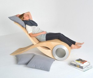 Exocet Chair for All kinds of Moment