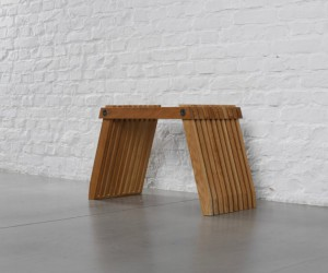 Explore Shadow Catcher Stool Shadow Catcher Hocker| Stool Hocker from Tidyboy - Berlin