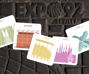 EXPO  Architecture Memory Game